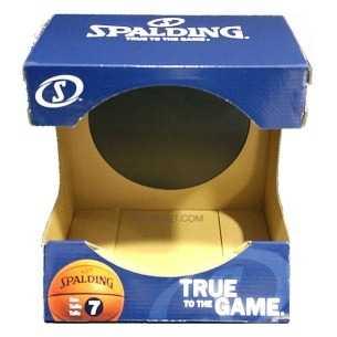 Caja Balón Baloncesto Spalding