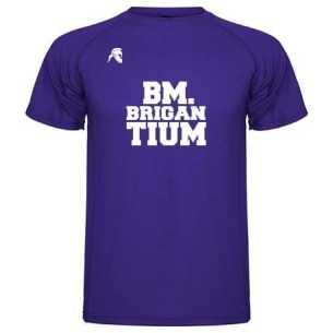 Camiseta Morada BM. Brigantium