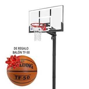 Canasta Spalding NBA Gold...