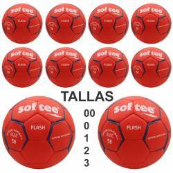 Pack 10 Balones Flash Softee