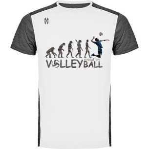 Camiseta Volleyball Evolution