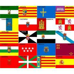 Bandera Autónoma Zapatilla