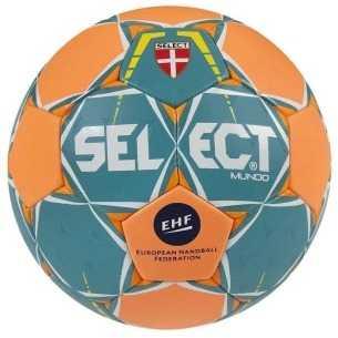 Balón balonmano Select Mundo T3