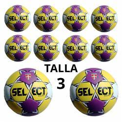 Pack 10 Balones Balonmano...