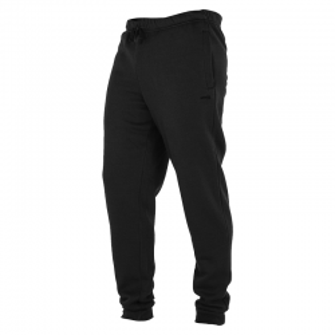 Pantalón Algodón Puños Negro