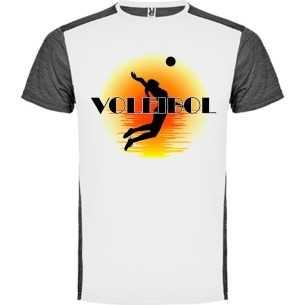 Camiseta Voleibol Sol