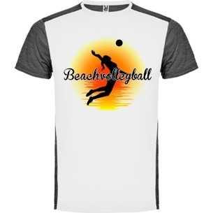 Camiseta Beachvolleyball Sol