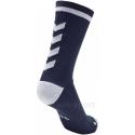 Calcetines Hummel Elite Indoor Sport Low Medios Marino/Blanco