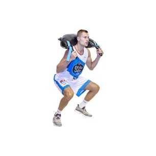 Saco entrenamiento búlgaro para hombros