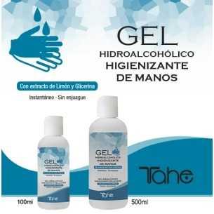 Gel hidroalcohólico higienizante de manos