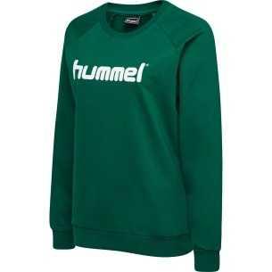 Sudadera Hummel HMLgo Cotton Logo