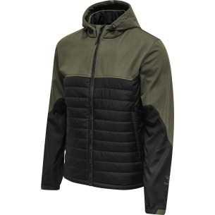 Abrigo Hummel HMLnorth Hybrid Jacket