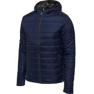 Abrigo Hummel HMLnorth Quilted Hood Jacket