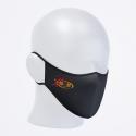 Mascarilla Reutilizable sps-balonmano Negro