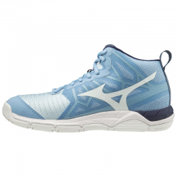 Mizuno Wave Supersonic Mid Mujer