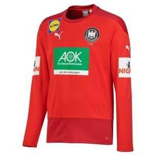 2ª Camiseta Portero Puma Selección Alemana DHB 2020/21