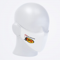Mascarilla Reutilizable sps-balonmano Blanco