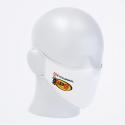 Mascarilla Reutilizable sps-voleibol Blanco