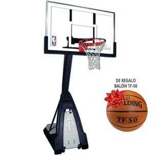 Canasta Spalding NBA Beast Portable