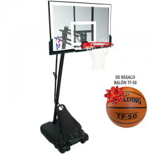 Canasta NBA Gold Portable