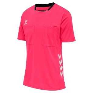 Camiseta Hummel HMLReferee Chev Wo Jersey S/S