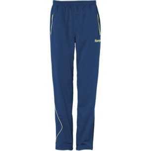 Pantalones Kempa Curve Classic Azul/Amarillo