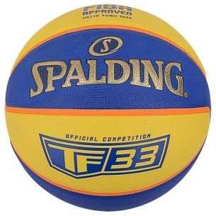 Balón Spalding TF-33 Gold Outdoor