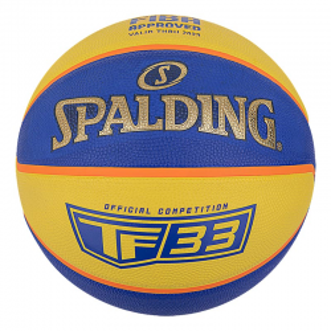 Balón Spalding TF-33 Gold Indoor / Outdoor