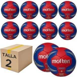 Pack 10 Balones Molten 3300...