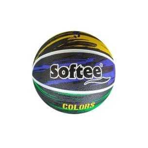 Balón Baloncesto Nylon Colors