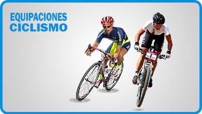 Equipaciones Ciclismo Clubes
