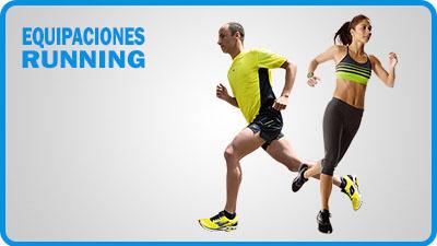 Equipaciones Running Clubes