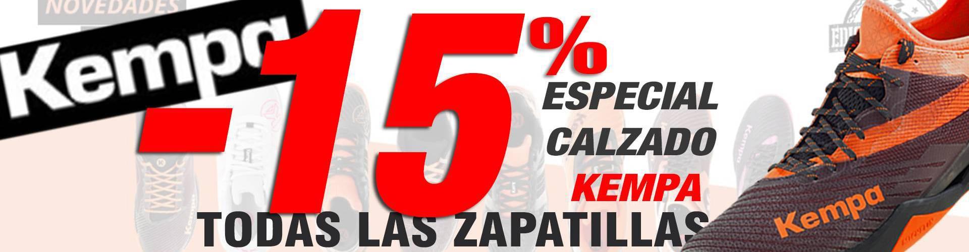 Oferta Zapatillas Kempa